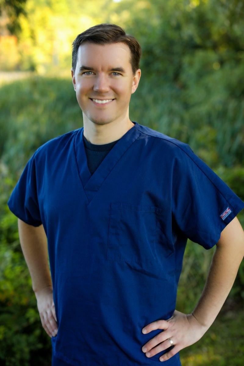 meet dr patrick carroll